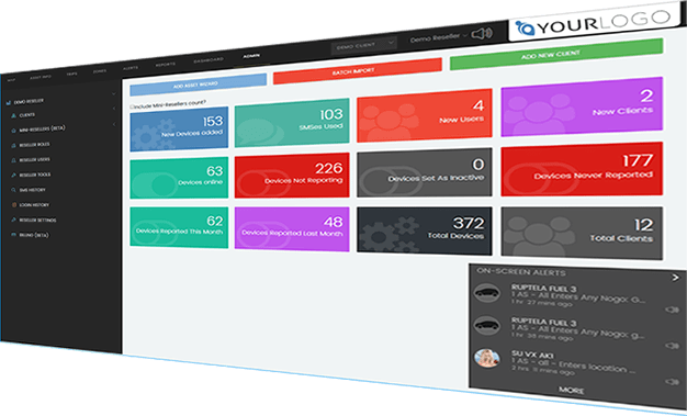 WhiteLabel Tracking – Powerful Tracking and Fleet Management Software